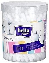 Düfte, Parfümerie und Kosmetik Wattestäbchen - Bella (Runde Verpackung)