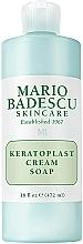 Düfte, Parfümerie und Kosmetik Creme-Seife für das Gesicht mit Isodecylsalicylat - Mario Badescu Keratoplast Cream Soap