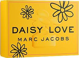 Düfte, Parfümerie und Kosmetik Marc Jacobs Daisy Love - Duftset (Eau de Toilette 100ml + Körperlotion 75ml + Eau de Toilette 10ml)