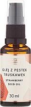 Düfte, Parfümerie und Kosmetik Erdbeersamenöl - Nature Queen Strawberry Seed Oil