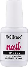 Düfte, Parfümerie und Kosmetik Nagelkleber - Silcare Nail Tip Glue