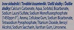 Aufhellende Zahnpasta Sensitive Pro-Relief - Colgate Snsitive Pro-Relief Whitening Toothpaste — Bild N3