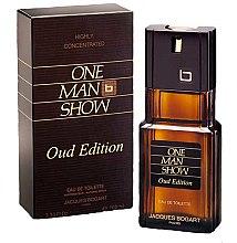 Bogart One Man Show Oud Edition - Eau de Toilette — Bild N1