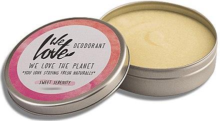 Natürliche Deo-Creme - We Love The Planet Deodorant Sweet Serenity — Bild N1