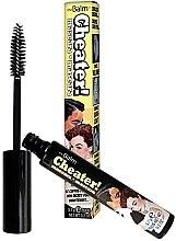 Düfte, Parfümerie und Kosmetik Mascara für voluminöse Wimpern - theBalm Cheater! Volumizing Mascara