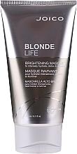 Düfte, Parfümerie und Kosmetik Haarmaske für blondes Haar - Joico Blonde Life Brightening Mask
