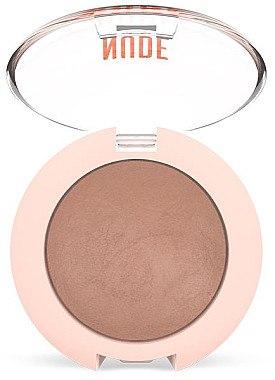 Matter Lidschatten - Golden Rose Nude Look Matte Eyeshadow — Bild N1