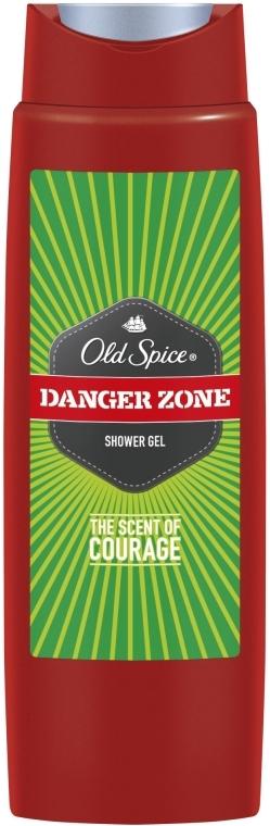 Duschgel - Old Spice Danger Zone Shower Gel