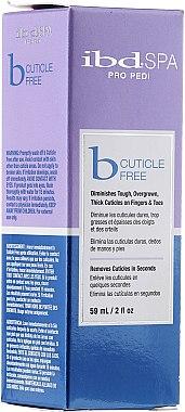 Nagelhautentferner - IBD Spa Pro Pedi b Cuticle Free — Bild N1