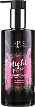 Düfte, Parfümerie und Kosmetik Aufhellender Körperbalsam - APIS Professional Night Fever Body Balm