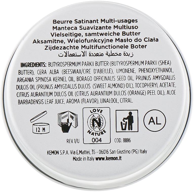 Gesichts- und Körperbutter - Kemon Actyva Bellessere Butter — Bild N4