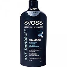 Düfte, Parfümerie und Kosmetik Anti-Schuppen Shampo - Syoss Anti-Dandruff Shampoo