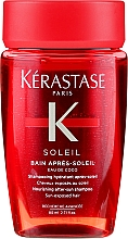 Düfte, Parfümerie und Kosmetik Nährendes After Sun Shampoo - Kerastase Bain Apres Soleil Travel Version