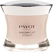 Intensiv glättende Gesichtscreme mit Lifting-Effekt - Payot Perform Lift Vitality — Bild N2