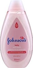 Düfte, Parfümerie und Kosmetik Sanftes Körperreinigungsgel für Babys und Kinder - Johnson's Baby Soft Wash Gel