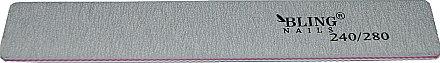 Nagelfeile breit 240/280 - Bling — Bild N1