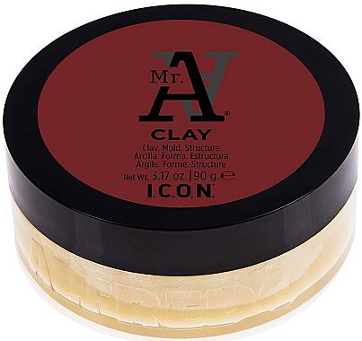 Stylingpaste für das Haar - I.C.O.N. MR. A. Clay Mold Structure — Bild N1