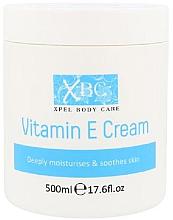 Düfte, Parfümerie und Kosmetik Feuchtigkeitsspendende und beruhigende Körpercreme mit Vitamin E - Xpel Marketing Ltd Body Care Vitamin E Cream