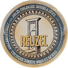 Düfte, Parfümerie und Kosmetik Parfüm in fester Form mit würzigem Duft und Holznoten - Reuzel Wood & Spice Solid Cologne Balm