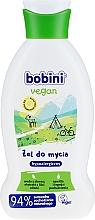 Düfte, Parfümerie und Kosmetik Hypoallergenes veganes Duschgel für Kinder - Bobini Vegan Gel