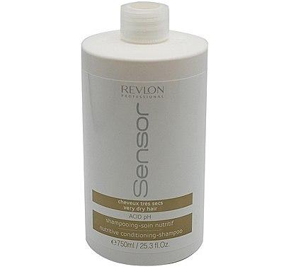 Pflegendes Shampoo und Conditioner für sehr trockenes Haar - Revlon Professional Sensor Shampoo Nutritive — Bild N3