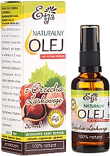 Düfte, Parfümerie und Kosmetik 100% Natürliches Nussöl - Etja Hazelnut Oil