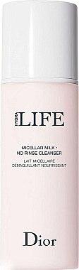 Mizellenmilch für das Gesicht - Dior Hydra Life Micellar Milk — Bild N1