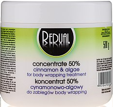 Düfte, Parfümerie und Kosmetik Körperkonzentrat 50% mit Zimt und Algen für Body Wrapping - BingoSpa
