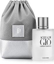 Düfte, Parfümerie und Kosmetik Geschenkbeutel für Parfüm Perfume Dress grau - MakeUp