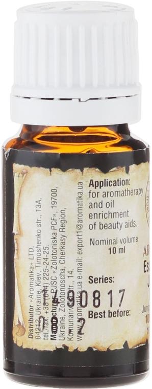 Ätherisches Bio Wacholderöl - Aromatika — Bild N2