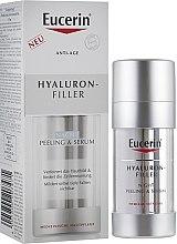 Regenerierendes Peeling-Serum für die Nacht mit Hyaluronsäure - Eucerin Hyaluron-Filler Night Peeling & Serum — Bild N1