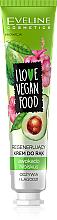 Düfte, Parfümerie und Kosmetik Regenerierende Handcreme mit Avocadoöl und Hibiskusextrakt - Eveline Cosmetics I Love Vegan Food Avocado & Hibiscus Hand Cream