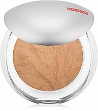 Düfte, Parfümerie und Kosmetik Gebackener Gesichtspuder - Pupa Luminys Silky Baked Face Powder