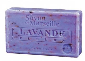 Naturseife Lavendel - Le Chatelard 1802 Savon de Marseille Lavender Flower Soap — Bild N1