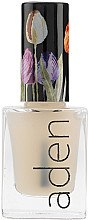 Düfte, Parfümerie und Kosmetik Nagelüberlack matt - Aden Cosmetics Top Coat Matte