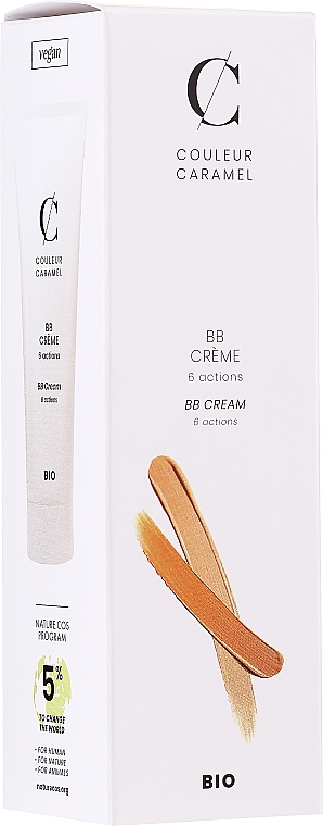 BB Creme mit Hyaluronsäure - Couleur Caramel BB Cream