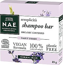 Düfte, Parfümerie und Kosmetik Festes Shampoo für normales Haar - N.A.E. Semplicita Daily Usage Shampoo Bar