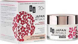 Düfte, Parfümerie und Kosmetik Aktive Bio-Nachtcreme - AA Japan Rituals 70+ Ultra Regenerating Active Night Bio-Cream