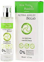 Düfte, Parfümerie und Kosmetik Alyssa Ashley Biolab Aloe Vera & Bamboo - Eau de Cologne