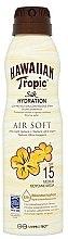 Düfte, Parfümerie und Kosmetik Feuchtigkeitsspendendes Sonnenschutzspray SPF 15 - Hawaiian Tropic Silk Hydration Air Soft Protective Mist SPF 15