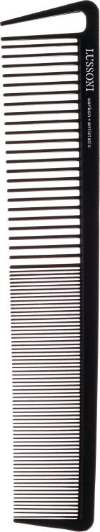 Haarkamm - Lussoni CC 112 Cutting And Detangling Comb — Bild N1