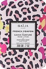 Düfte, Parfümerie und Kosmetik Parfümierte Seife - Baija French Pompon Perfumed Soap