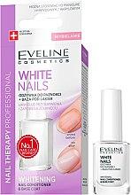 Düfte, Parfümerie und Kosmetik Nagelweißer - Eveline Cosmetics Nail Therapy Professional