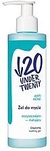 Düfte, Parfümerie und Kosmetik Reinigendes mattierendes Gesichtsgel gegen Akne - Under Twenty Anti! Acne Cleansing and Matting Gel