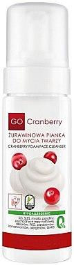 Gesichtsreinigungsschaum mit Cranberry-Extrakt - GoCranberry — Bild N1