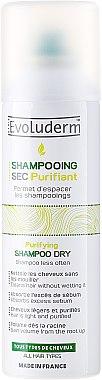 Trockenes Shampoo - Evoluderm Dry Cleansing Shampoo — Bild N1