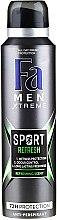 "Düfte, Parfümerie und Kosmetik Deospray Antitranspirant ""Xtreme Sports"" - FA Men Xtreme Sports"