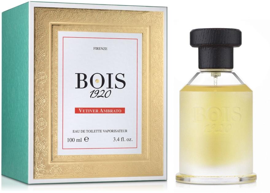 Bois 1920 Vetiver Ambrato - Eau de Toilette — Bild N1