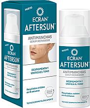 Düfte, Parfümerie und Kosmetik Aufhellendes After Sun Gesichtsserum gegen Pigmentflecken - Ecran Aftersun Serum Reparador Antimanchas