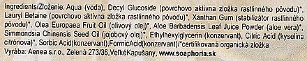 "Flüssige Handseife ""Schöllkraut"" - Soaphoria Olive Tree Liquid Hand Wash — Bild N3"